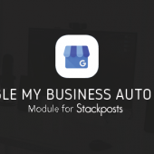Google My Business Auto Post v.2.0 – Module for Stackposts