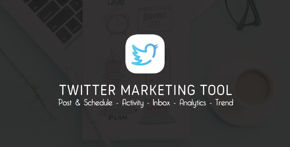 Twitter Marketing Tool Module for Stackposts